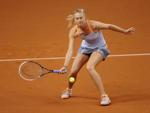 Maria Sharapova - 2013 Porsche Tennis Grand Prix 3rd Round 4/25/13