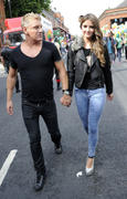 Brooke Vincent at Manchester Pride 25th August x56