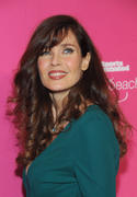 Carol Alt - Sports Illustrated Swimsuit 50th Anniversary Pink Carpet in New York 02/17/14
