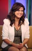 Tiffani Amber Thiessen @ Fox & Friends July 19, 2011