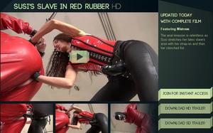 Jul 09, 2013 – Susi's Slave in Red Rubber