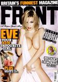 Eve Wyrwal - FRONT Magazine - topless - March 2008 - (x 9 scans)