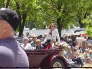 Patricia Heaton older hi-res beach & parade