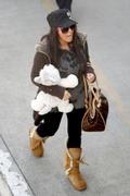 Nicole 'Snooki' Polizzi & Jenni 'J-Woww' Farley @ LAX 05-03-2011 not HQ