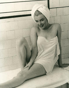 Мэрилин Монро, фото 1. Marilyn Monroe - Andre de Dienes Photoshoot, photo 1