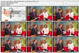 Sian Williams crossing her legs - BBC Breakfast News 3rd September 2008