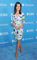 Sela Ward @ CBS' Fall Premiere Party - 9/18/12