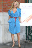 Pamela Anderson delivers a revealing look as she unveils