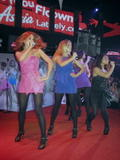 The Saturdays On Stage