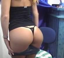 Amateur Live Sex Webcams - perfect round ass
